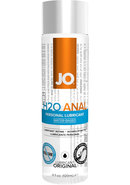 Jo H2o Anal Water Based Lubricant 4oz