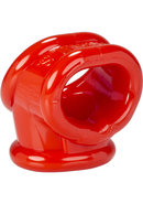 Oxballs Cocksling-2 Cock And Ball Ring - Red
