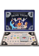 The Spirits Want You To Drink Them! Drinking Board Game